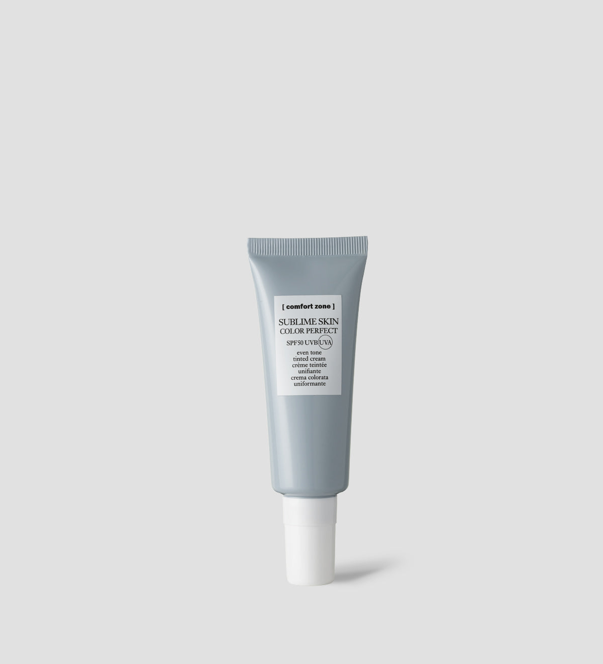 Comfort Zone: SUBLIME SKIN COLOR PERFECT SPF50 Even tone tinted cream-1