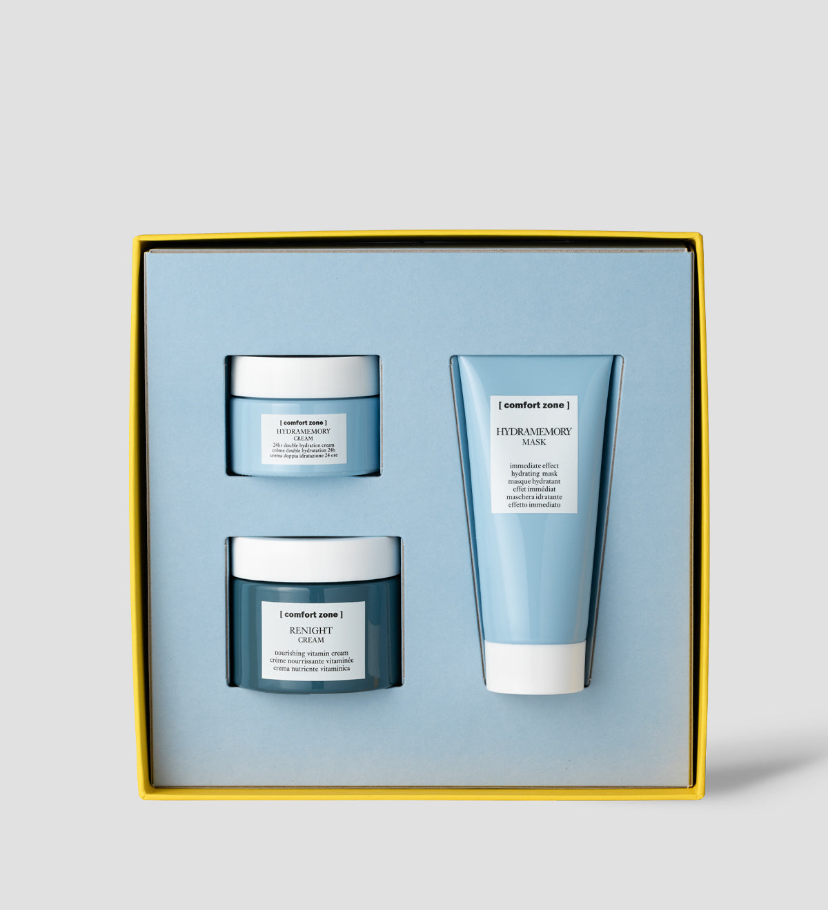 Comfort Zone:  NIGHT & DAY KIT Nourishing hydrating face kit-1