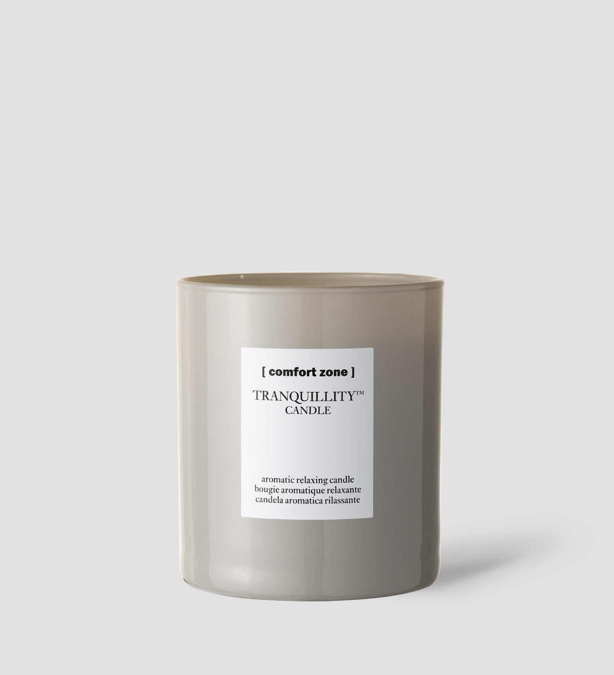 Comfort Zone: TRANQUILLITY™ CANDLE Aromatic relaxing candle-1