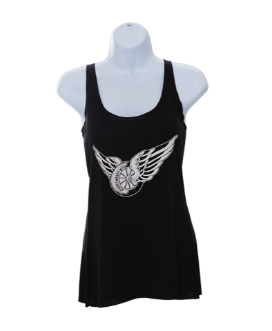 Women's Flowy Wingwheel Tank Top