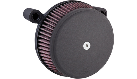 Twin Cam Big Sucker™ Stage I Air Filter Kit with Standard Filter — Black