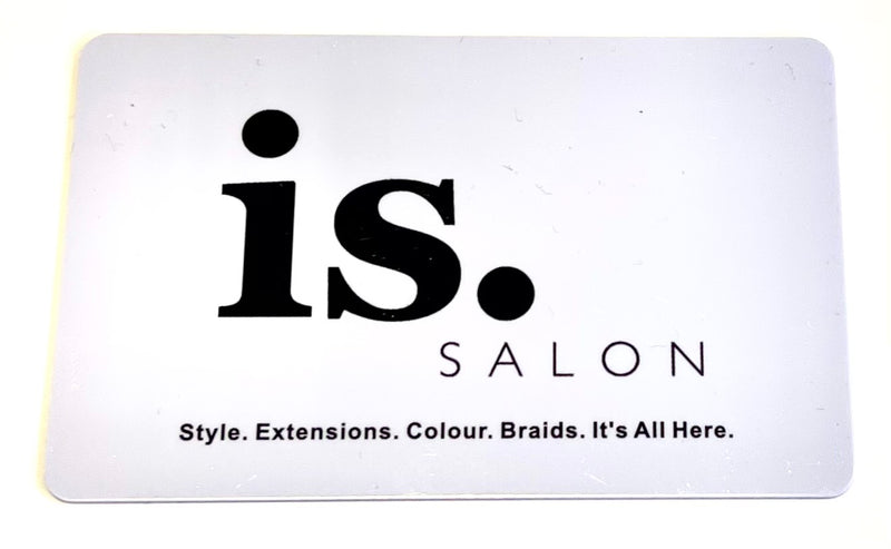 is. Salon Vancouver Gift Cards