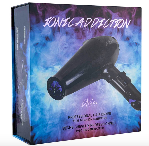 Mega Ion Generator Ionic Addiction Hair Dryer