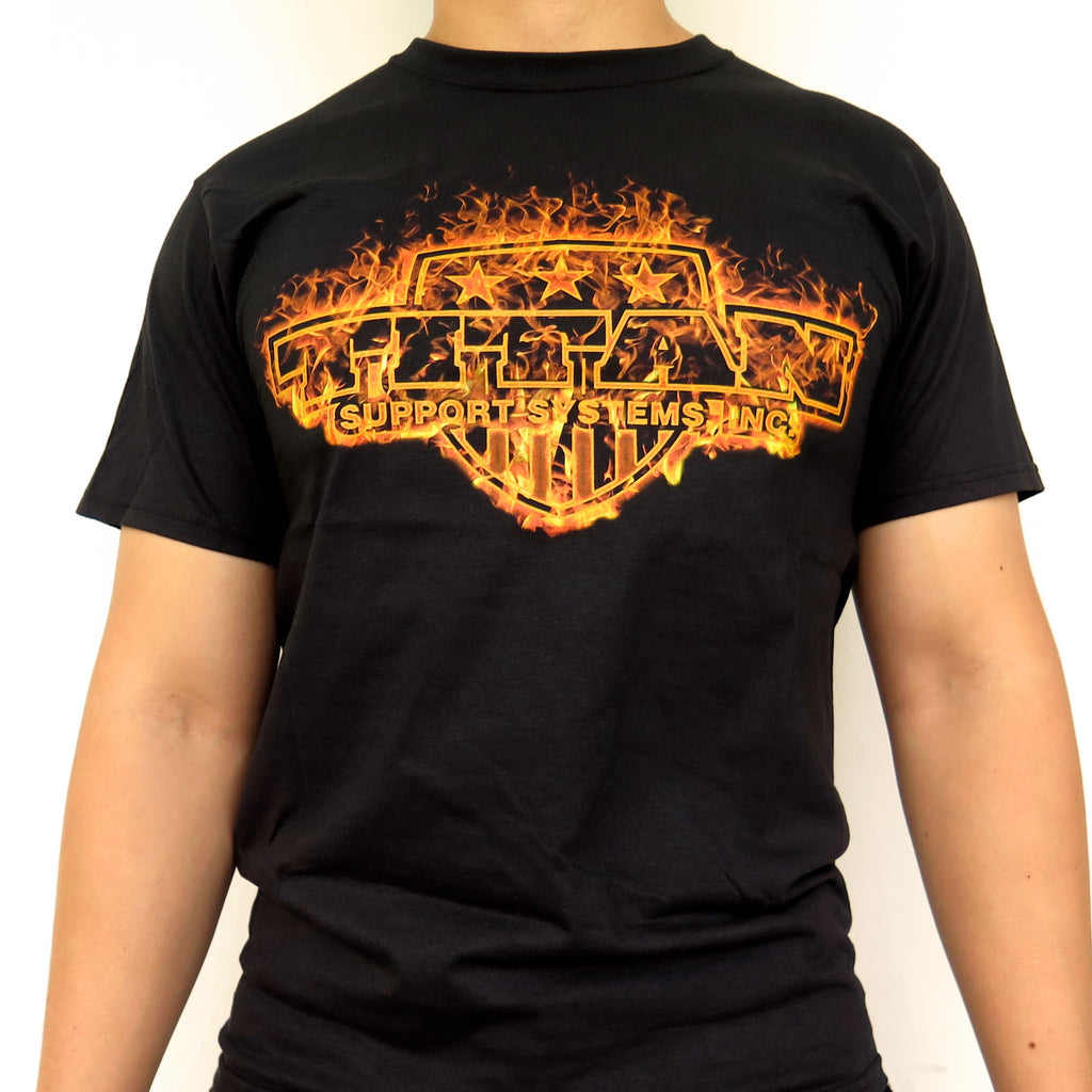 Titan On Fire T-Shirt