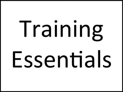 Ferocity's Training Essentials