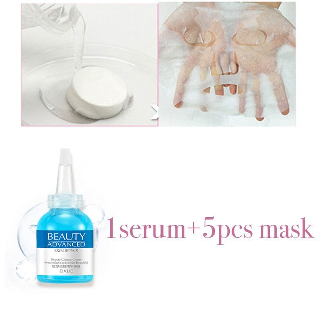 Hydrating Hyaluronic Acid Facial Products
