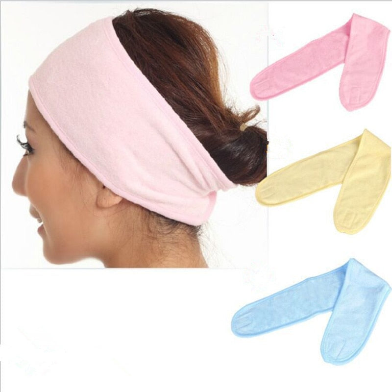 Shower/Cosmetic Head Wrap (1 P)