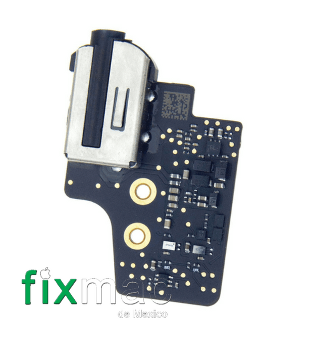 Conector I/O de Audio para Macbook 12 A1534 923-00440 820-4049-11