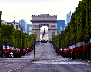 Product image of CHAMPS ELYSEES, PARIS, STAEDTE