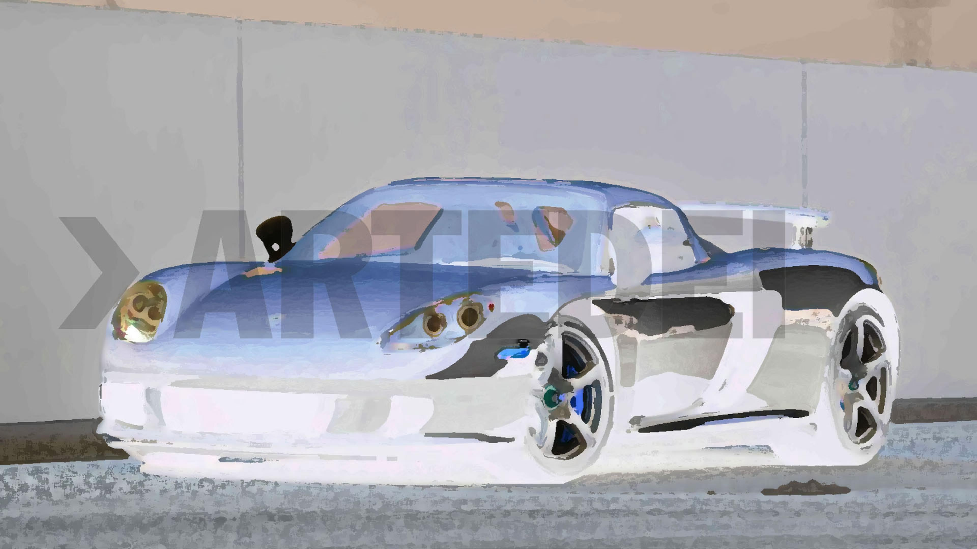 Product image of PORSCHE, PORSCHE CARRERA GT