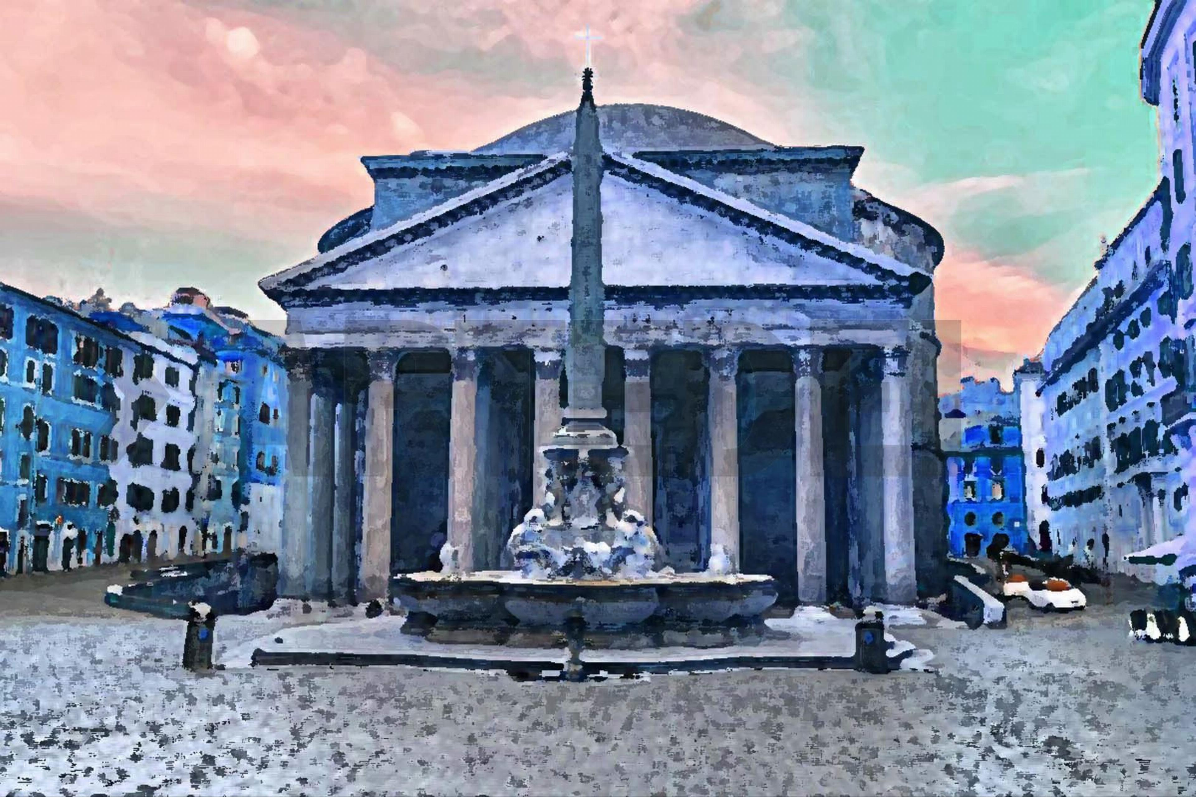 Product image of ITALIEN, PANTHEON ROM, ROM