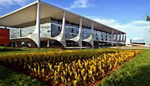 Product image of BRASILIA - PALACIO DO PLANALTO, BRASILIEN