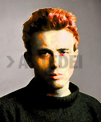 Product image of ARTIST-GEORG-EVALIS, COLLECTION-CELEBRITIES, SERIES-JAMES-DEAN