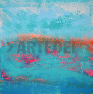 Product image of ARTIST-KARIN-RIEDER, COLLECTION-ABSTRACTULUS, SERIES-CARIBE