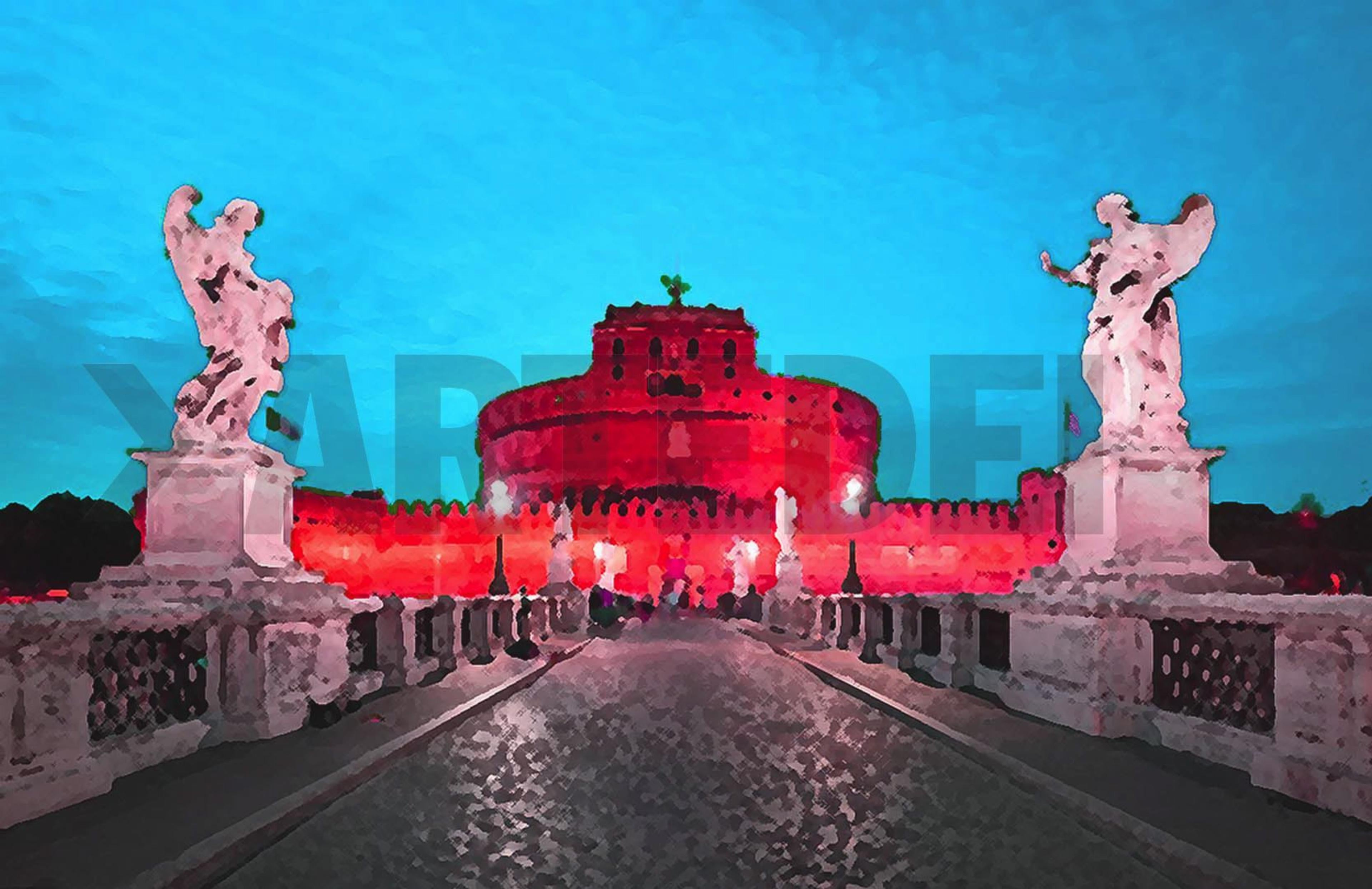 Product image of CASTEL ANGELO, ITALIEN, ROM