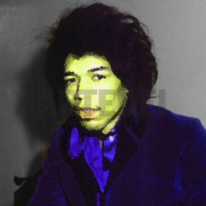 Product image of ARTIST-GEORG-EVALIS, COLLECTION-CELEBRITIES, SERIES-JIMMY-HENDRIX