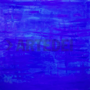 Product image of ARTIST-KAREN-HELDER, COLLECTION-ABSTRACTULUS, SERIES-BLUESKY