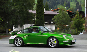 Product image of PORSCHE, PORSCHE 993 TURBO