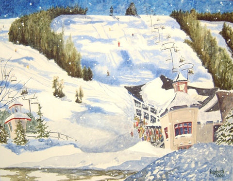 Alpine Ski Club - Collingwood, Ontario