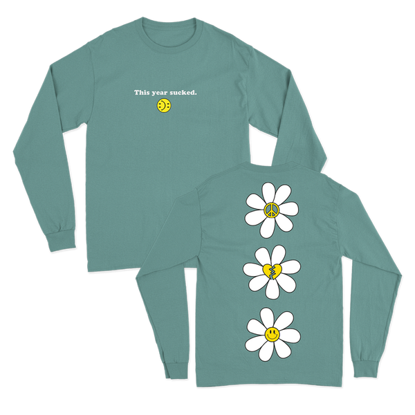 flower long sleeve
