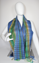 Load image into Gallery viewer, Best handwoven scarf by Heasoon