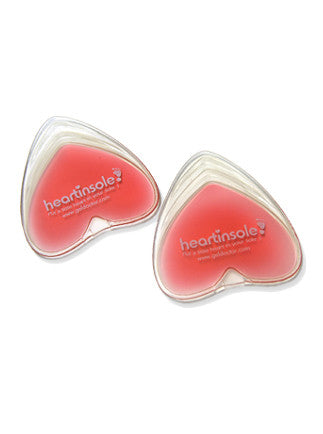 Heart Insole Pink - Size Large HS2001