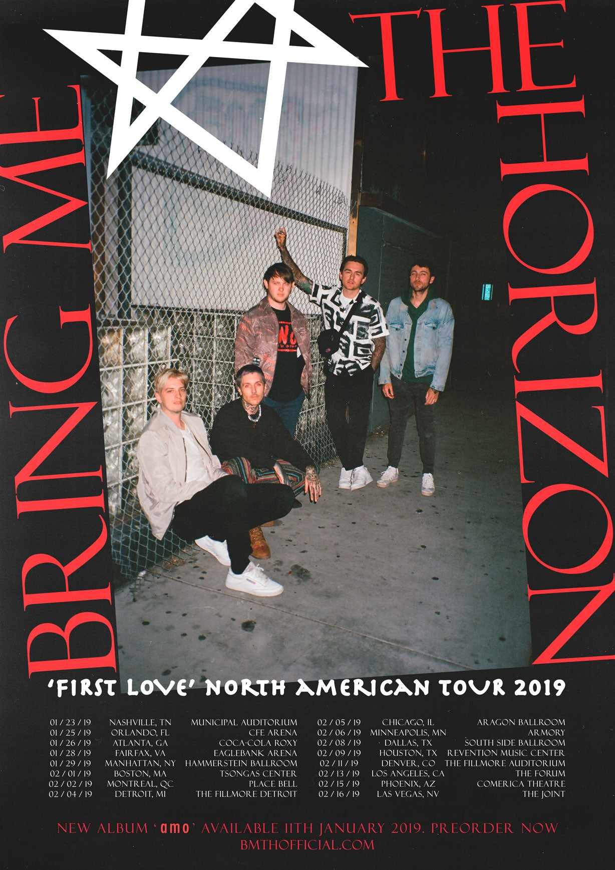 FIRST LOVE WORLD TOUR