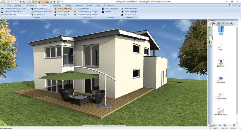 Ashampoo 3D CAD Architecture 7 ESD - Best4software