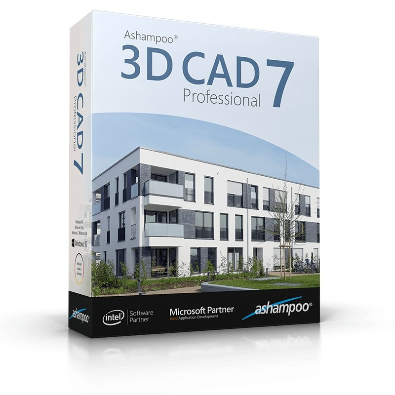 Ashampoo 3D CAD Professional 7 ESD - Best4software