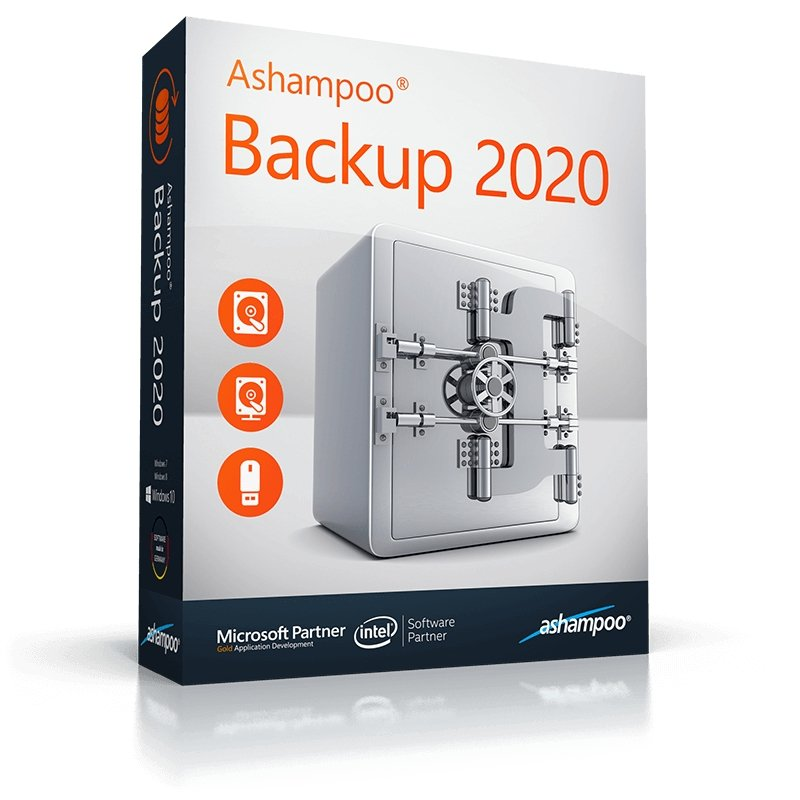 Ashampoo Backup 2020 ESD - Best4software