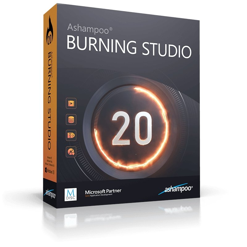 Ashampoo Burning Studio 20 ESD - Best4software