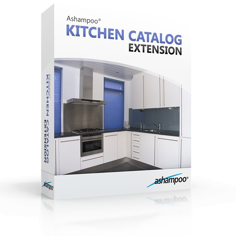 Ashampoo Kitchen Catalog Extension ESD - Best4software