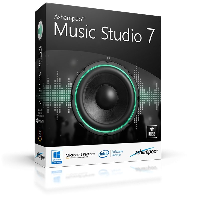 Ashampoo Music Studio 7 ESD - Best4software