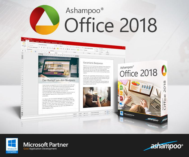 Ashampoo Office 2018 ESD - Best4software