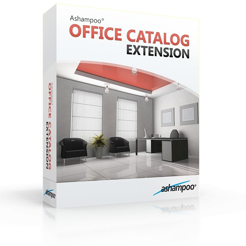 Ashampoo Office Catalog Extension ESD - Best4software