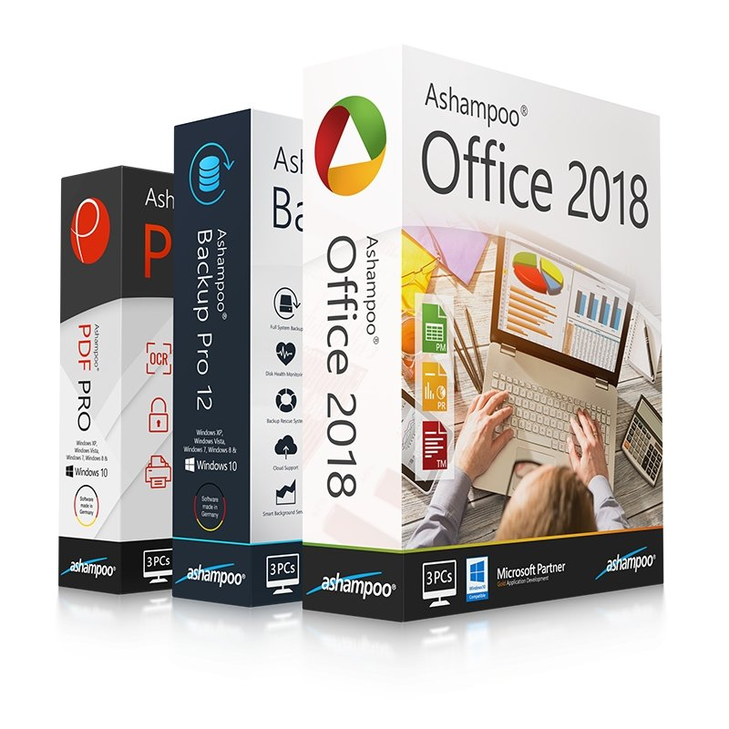 Ashampoo Office Suite ESD - Best4software
