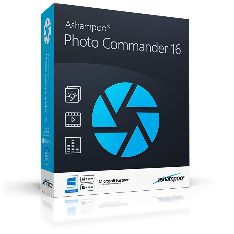 Ashampoo Photo Commander 16 ESD - Best4software