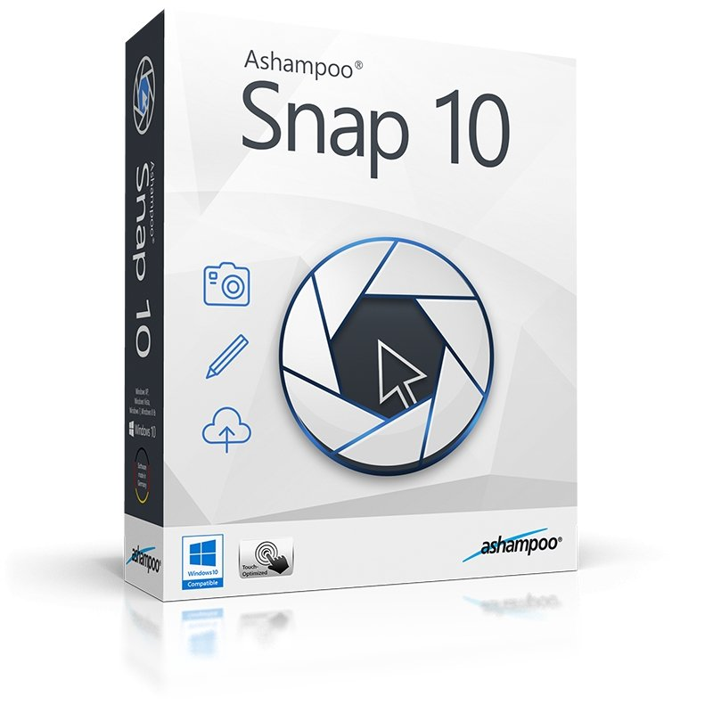 Ashampoo Snap 10 ESD - Best4software