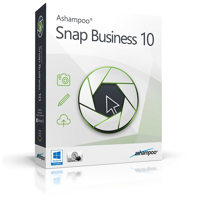 Ashampoo Snap Business 10 ESD - Best4software