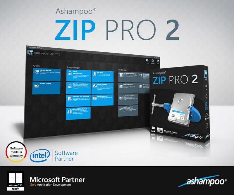 Ashampoo ZIP Pro 2 ESD - Best4software
