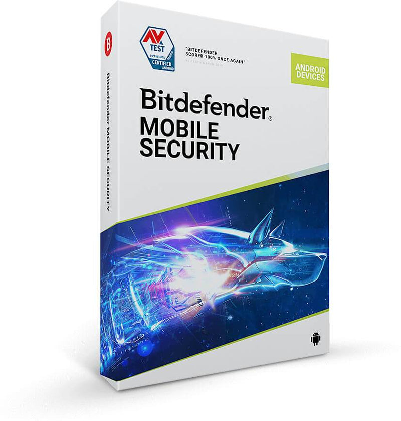 Bitdefender Mobile Security for Android, 1 Jahr, 1 device ESD - Best4software