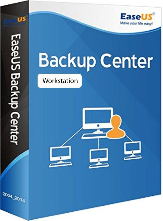EaseUS Backup Center for Workstation 12.0 ESD - Best4software