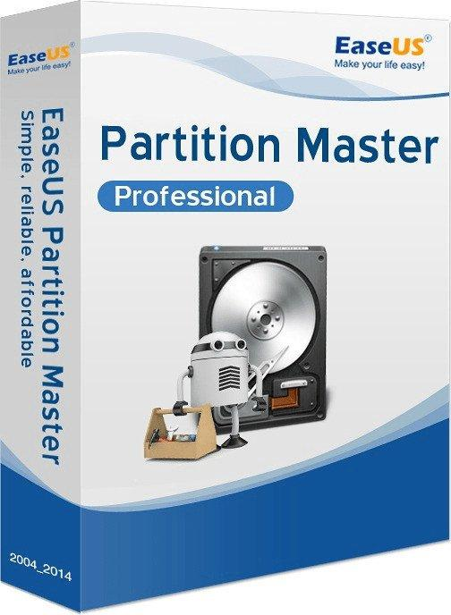 EaseUS Partition Master Pro 13.8 ESD - Best4software