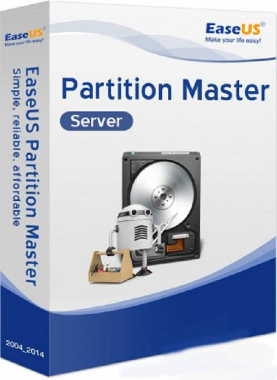 EaseUS Partition Master Server 13,8 ESD - Best4software