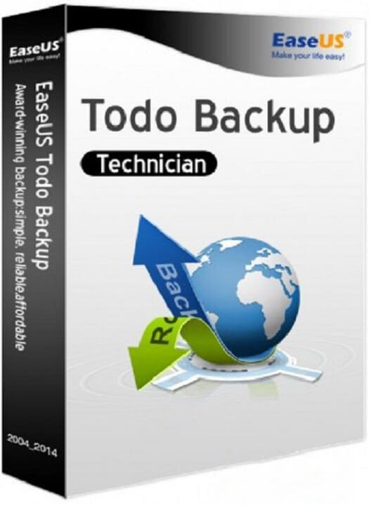 EaseUS Todo Backup Technician 12.0 - 1 Jahr Lizenz ESD - Best4software