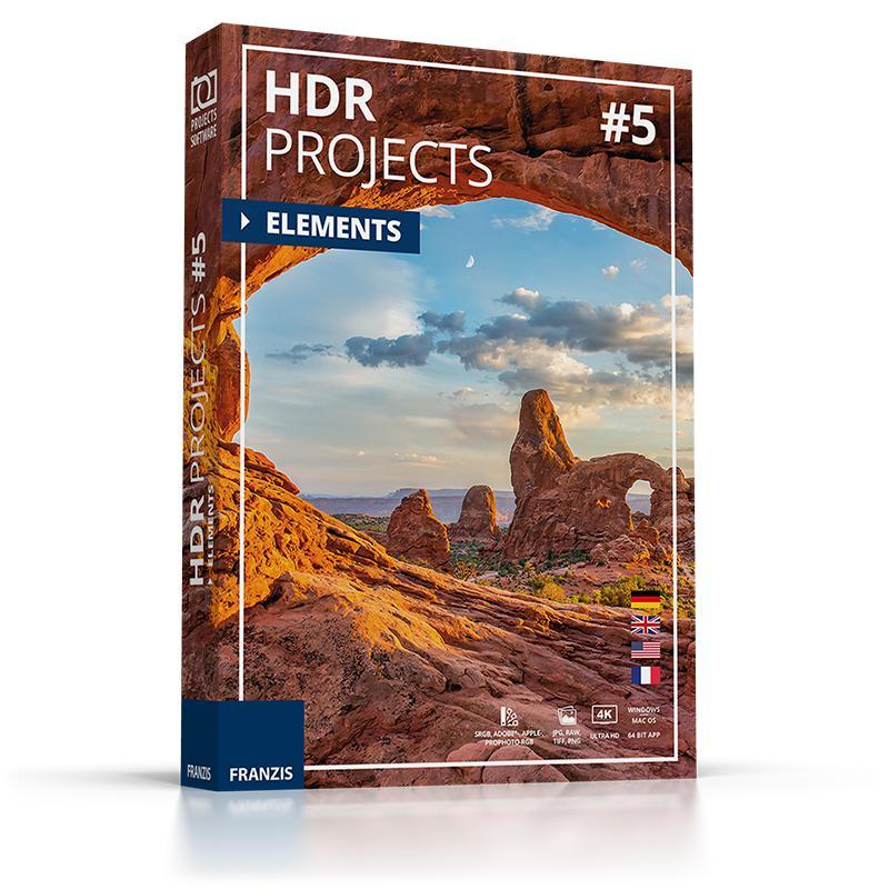 HDR projects 5 elements ESD - Best4software