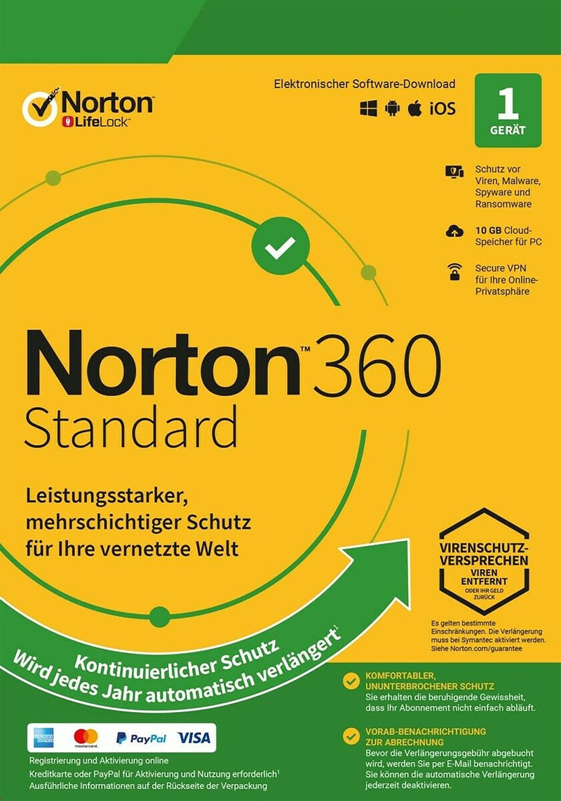 Norton 360 Security ESD - Best4software