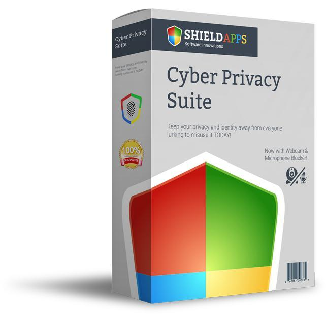Shieldapps Cyber Privacy Suite - 12 Months license ESD - Best4software