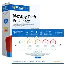 Shieldapps Identity Theft Preventer - 12 Months license ESD - Best4software