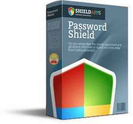 Shieldapps Password Shield - 12 Months license ESD - Best4software